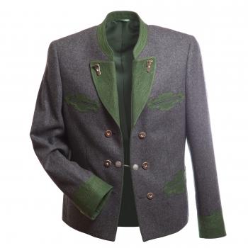 Gamsfrack, Farbe grau/grün